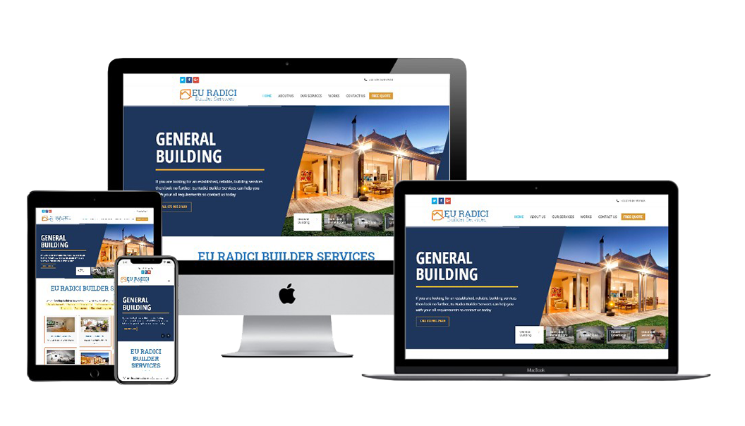Builder Website Wordpress